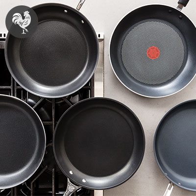 Reviewing 12-Inch Nonstick Skillets