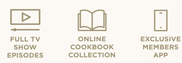 Full TV Show Episodes. Online Cookbook Collection. Exclusive Members App.