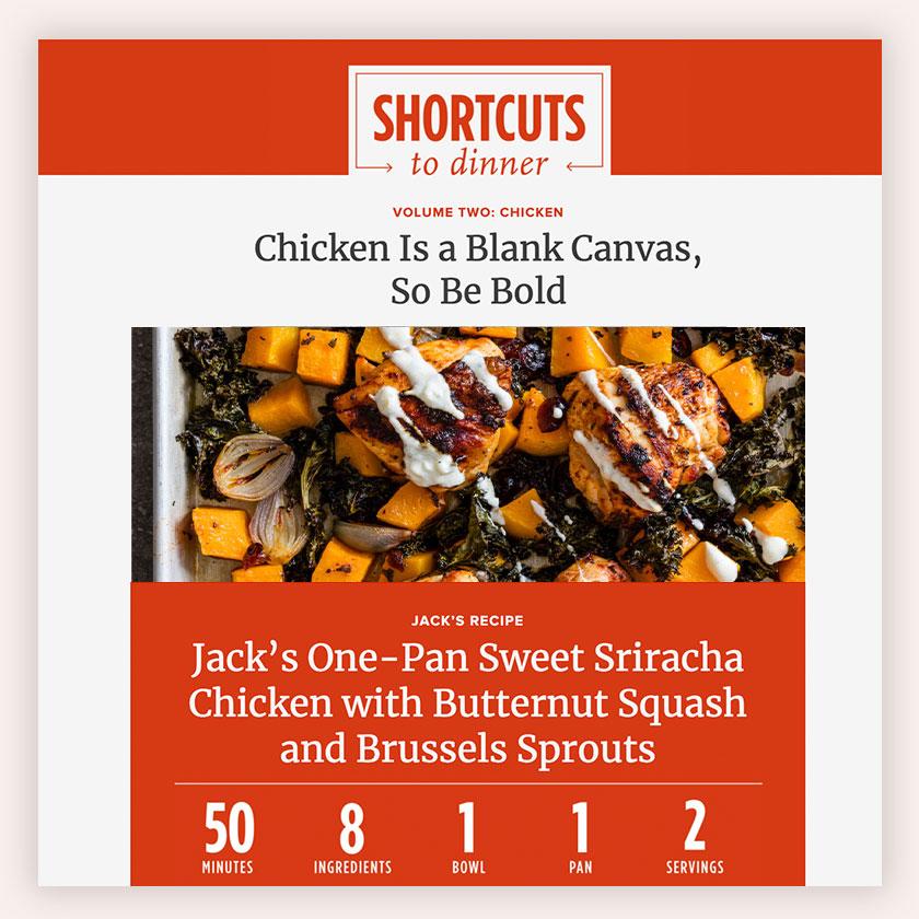 One-Pan Shrimp Pad Thai